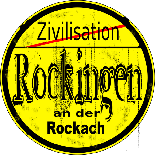 Rockingen Ortsschild